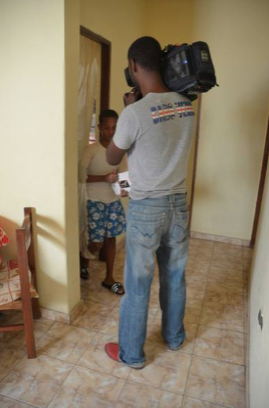 Day 1 of RTP África's documentation of Cape Verde For Life